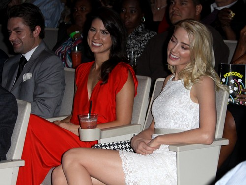 Amber Heard Cheating On Johnny Depp With Her Ex Tasya van Ree?