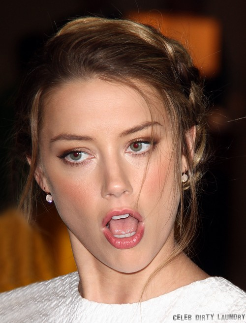Amber Heard Demands Johnny Depp Turn Her Into The Next Angelina Jolie, Or Else!