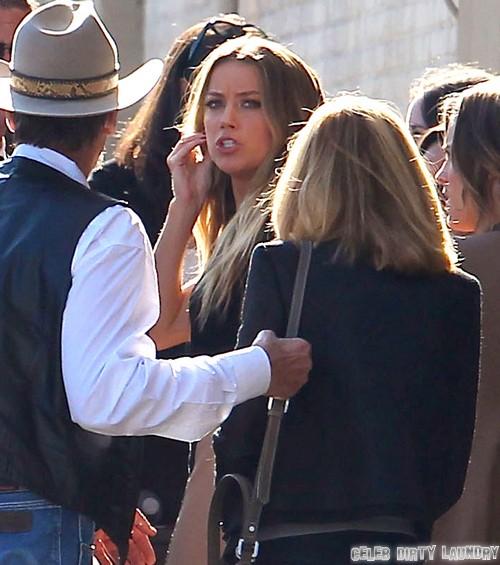 Amber Heard Begging Johnny Depp For Career Help After Paranoia Flop