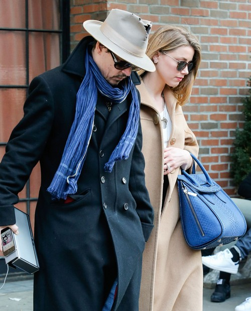 Amber Heard Pregnant With Johnny Depp's Baby According to Mark Wystrach, Her Ex-Boyfriend