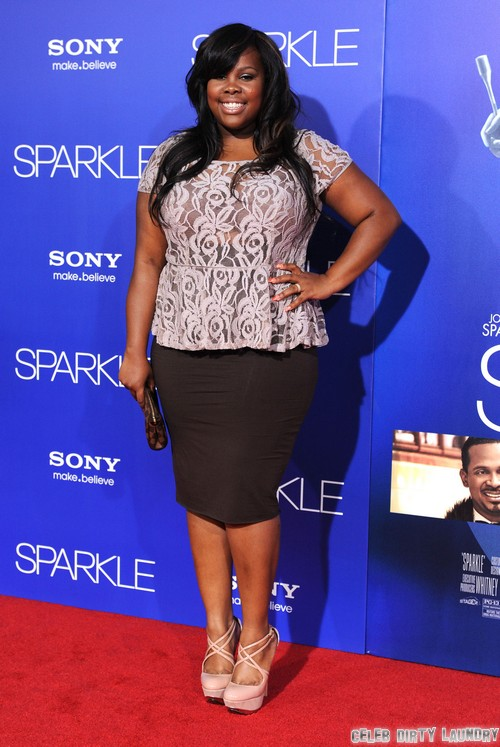 Amber Riley Joins Dancing With The Stars 2013 Cast