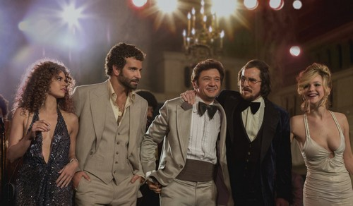 The Oscars Best Picture Race Narrows: American Hustle Versus 12 Years A Slave