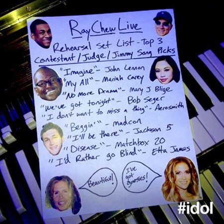 American Idol 2012 Recap: 'Top 3 Performance' 5/16/12