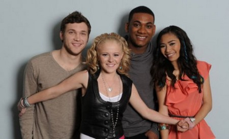 American Idol 2012 Top 4 Spoilers – What Will They Sing?