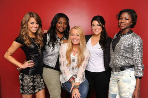 American Idol Top 5 Song Choices Revealed!