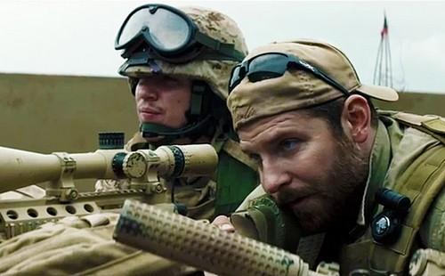 'American Sniper' Star Bradley Cooper's Shocking Transformation Into War Hero Chris Kyle – Kyle's Widow Taya Praises Cooper's Performance