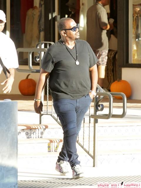 Exclusive... 'American Idol' Judge Randy Jackson Gets His Shop On
