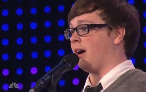 America's Got Talent Contestant Jonathan Allen Gives Heartwrenching, Sincere Performance (VIDEO)