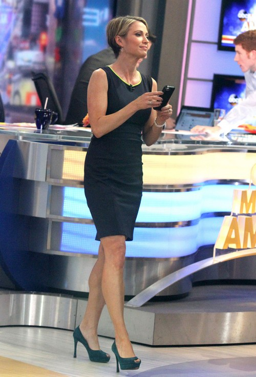 Good Morning America Mean Girls: Lara Spencer and Robin Roberts Gang Up On Amy Robach