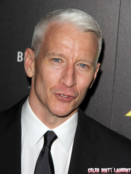 Anderson Cooper Swears To Quit CNN If Ann Curry Is Hired