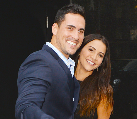 The Bachelorette 2014 Andi Dorfman and Josh Murray Fight Bitterly Over Nick Viall - TV Wedding Could Be Cancelled?