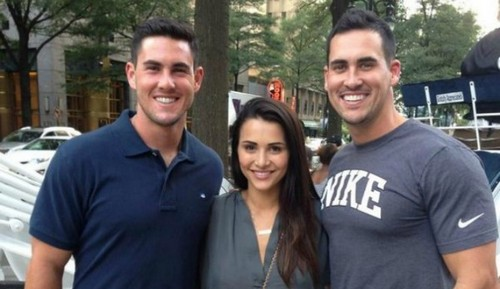 The Bachelorette 2014 Andi Dorfman: Josh Murray Fighting Brother Aaron Jealous Over Andi - Not The First Girl They've Shared