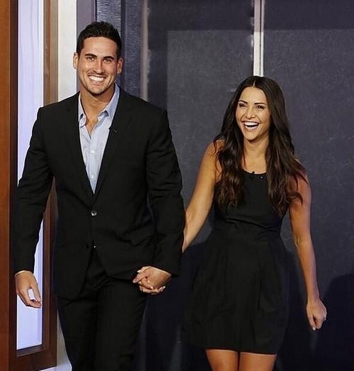 The Bachelorette 2014 Andi Dorfman, Josh Murray Never Sleep Together - No Love - Fake TV Wedding is a Business Agreement