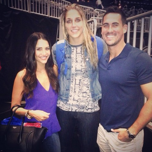 The Bachelorette 2014 Andi Dorfman Cheating With Josh Murray's Brother Aaron on Twitter - TV Wedding at Risk
