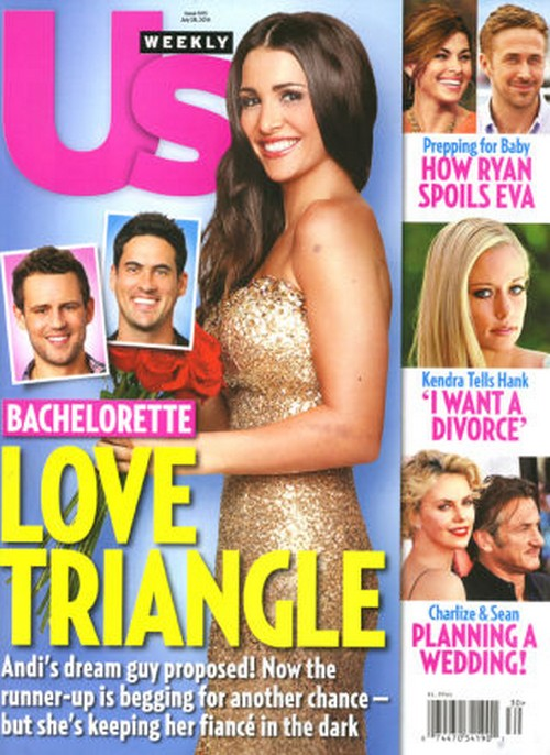 Andi Dorfman Caught In Love Triangle On The Bachelorette 2014 - Did She Give Nick Viall Enough Of A Chance In Bed? (PHOTO)