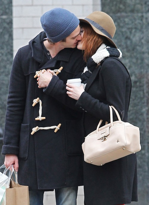 Emma Stone and Andrew Garfield Spotted Back Together and Dating