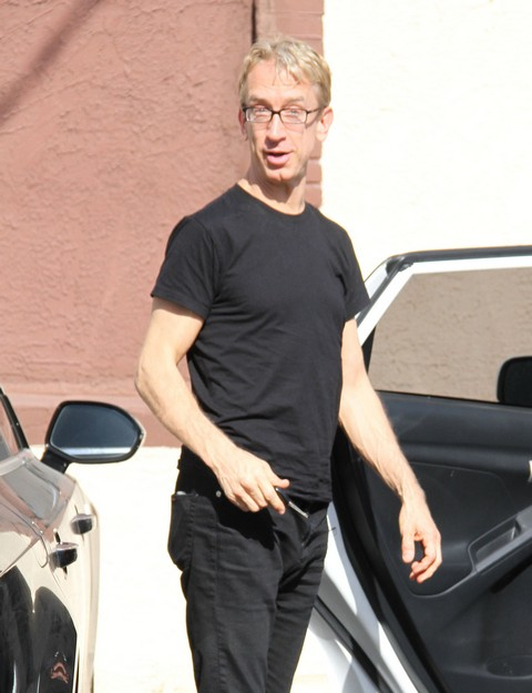 Andy Dick Quits Rehab Shortly After Checking In - Back on Booze and Drugs?