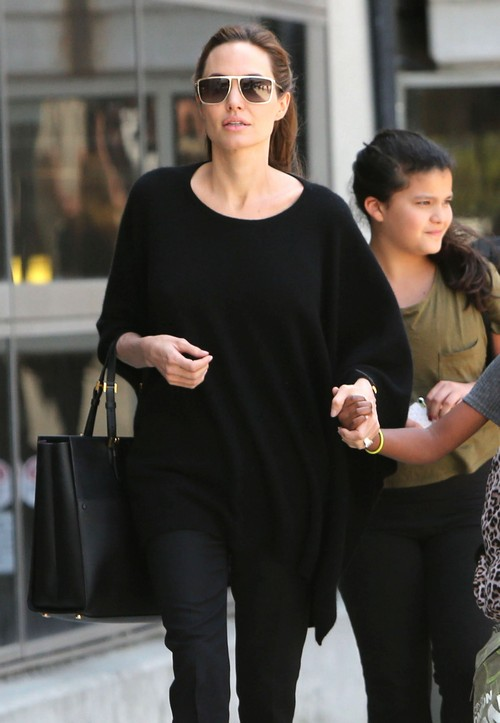Angelina Jolie Spends a Fortune on Facials, Cosmetic Surgery, Laser Treatments