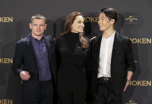 Brad Pitt Furious: Angelina Jolie, Miyavi Cheating, Hooking Up on Unbroken? (PHOTOS)