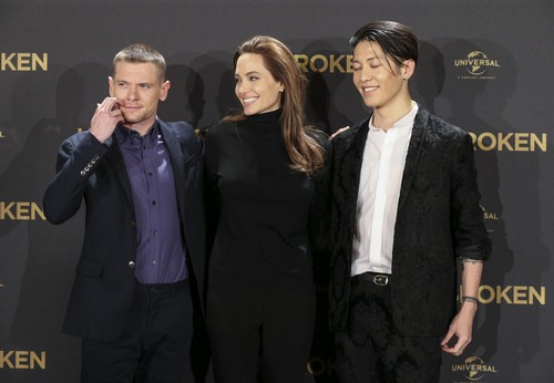 Angelina Jolie's 'Unbroken' Taken From Her Control, Edited By Studio To Become More 'Commercial'