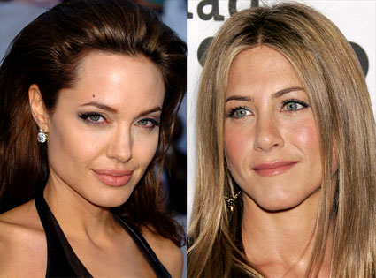 Angelina Jolie Says Yes To Jennifer Aniston's Lunch Invitation But Brad Pitt Says No