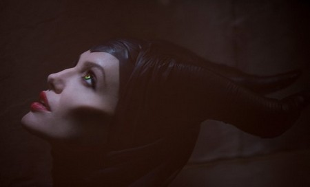 Breaking News: First Look At Angelina Jolie As Evil Queen Maleficent! (Photo)
