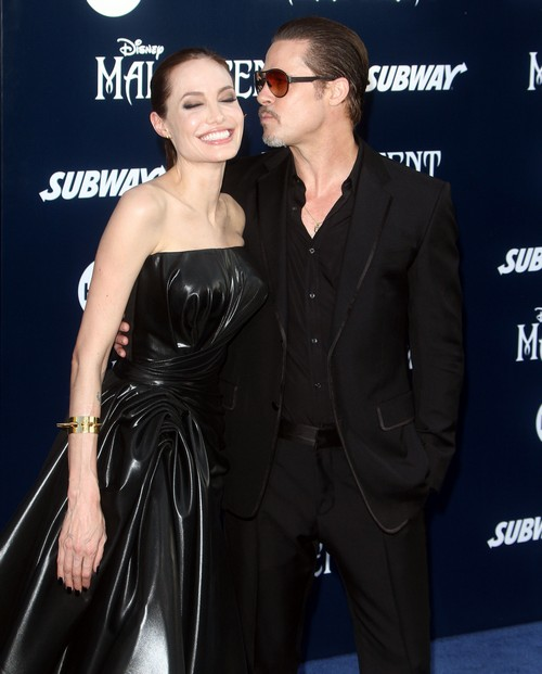 Angelina Jolie, Brad Pitt Married: Wed in France - Private Civil Ceremony at Chateau Miraval