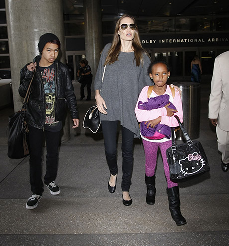 Angelina Jolie And Brad Pitt's Son Maddox Attempts To Claw His Way Out Of The A-List Family - Wants To Return To Cambodia!