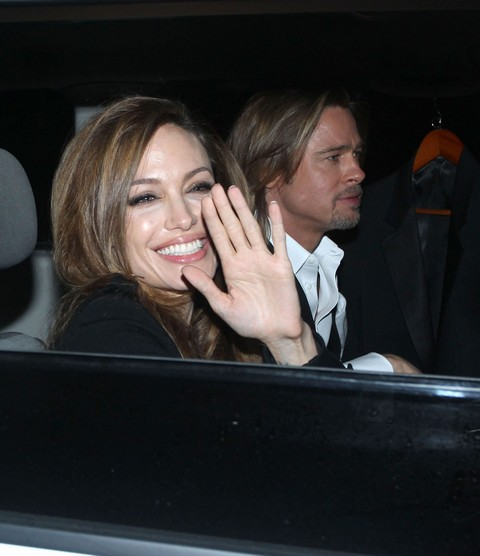 Did Brad Pitt And Angelina Jolie Get Married Secretly Over Christmas?