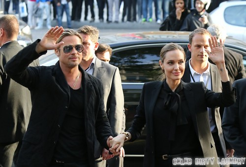 Angelina Jolie And Brad Pitt Set Wedding Date For Later This Summer