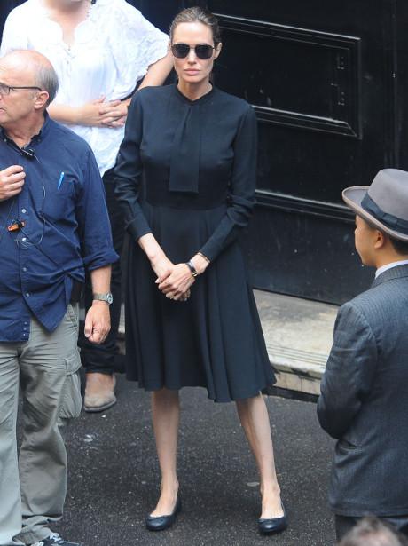 Angelina Jolie and Brad Pitt Cancel Wedding Plans - Report