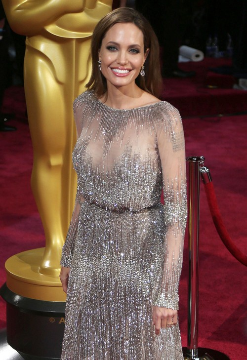 Angelina Jolie and Brad Pitt Plan Baby Using Surrogate Mother - Freezing Her Eggs Before Oophorectomy