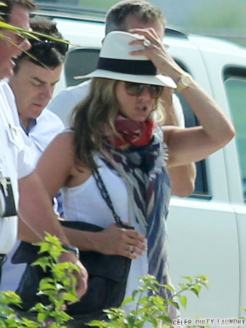 Angelina Jolie Ruins Jennifer Aniston's Favorite Hotel Suite By Sleeping There With Brad Pitt