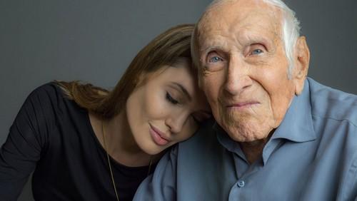 """Angelina Jolie's New Love: Louis Zamperini, Subject Of Her Film """"Unbroken"""""""