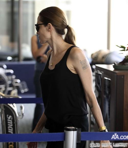 Salma Hayek Puts Down Angelina Jolie's Double Mastectomy Choice - Ignorant or Arrogant?