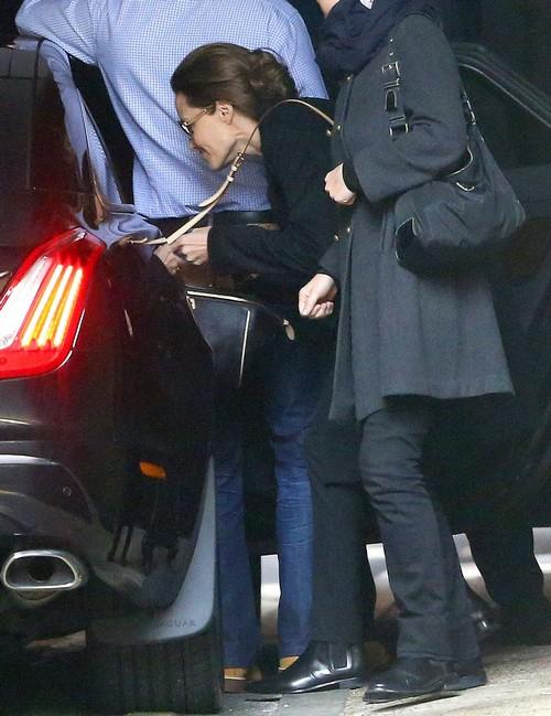 Angelina Jolie Brought To Tears By Bosnian Rape Victims' Survivor Stories