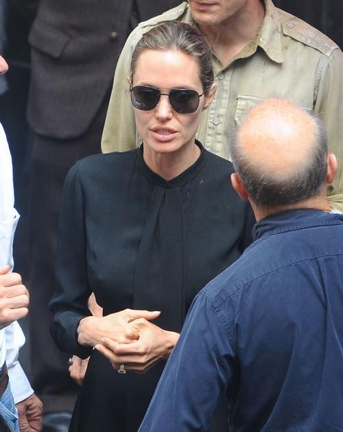 Angelina Jolie 'Scary' Skinny Body Once Again Raising Eyebrows (PHOTOS)