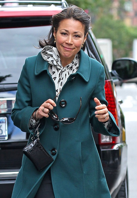Ann Curry In Talks To Join 'The View'