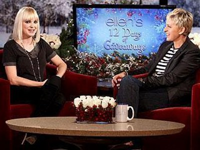 Anna Faris Accidentally Sexted Her Father