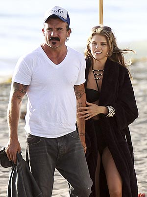 AnnaLynne McCord and Dominic Purcell New Couple Alert