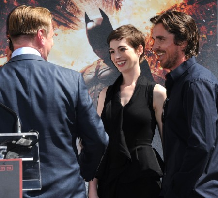 Anne Hathaway Pregnant? 0715