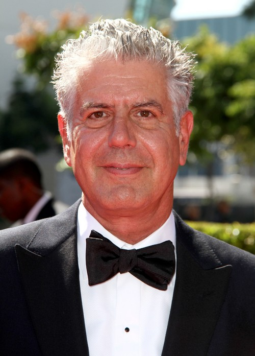 Anthony Bourdain Back in the Restaurant Business - Opens Large Scale NYC Street Food Market
