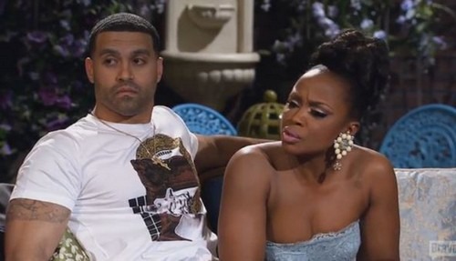 Apollo Nida Admits Cheating on Phaedra Parks With Kenya Moore - Real Housewives of Atlanta Scandal