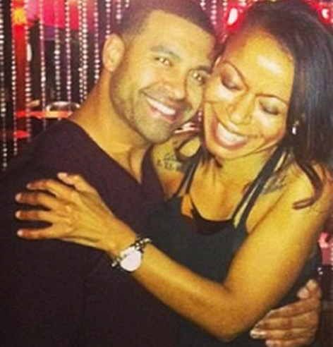 Apollo Nida Caught Cheating On Phaedra Parks On Valentine's Day (PHOTO)