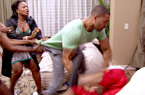 Apollo Nida's Real Housewives of Atlanta Brawl Proves His Guilt?