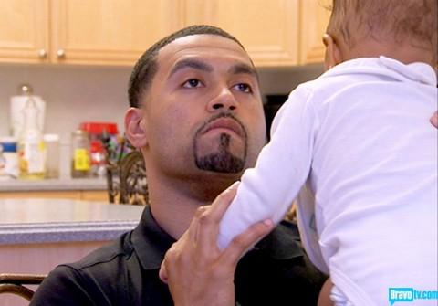 Real Housewives of Atlanta Phaedra Parks Tells Kenya Moore Hands Off Her Man, Apollo Nido