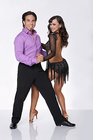 Apolo Anton Ohno Dancing With The Stars All-Stars Cha-Cha-Cha Performance Video 9/24/12