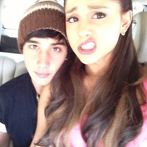 Ariana Grande and Jai Brooks Kissing At iHeartRadio Music Awards - Couple Dating and Back Together?