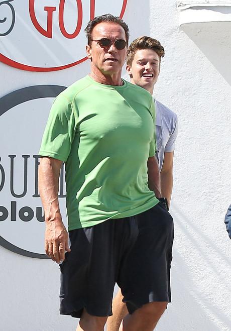 Meet Heather Milligan, Arnold Schwarzenegger's New Girlfriend