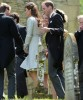 Prince William and Kate Middleton Look Hot and Spicy Together at the Wedding of Princess Diana's Niece (Photos)